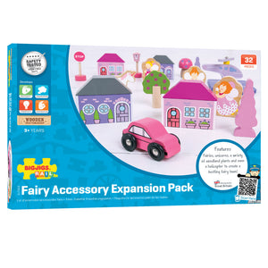 BigJigs BJT063 - Fairy Accessory Expansion Pack