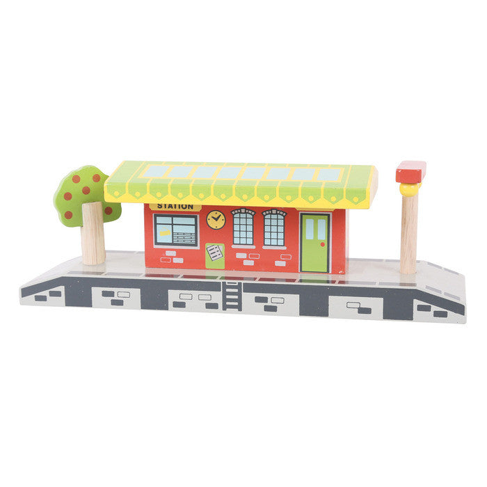 BigJigs BJT190 - Village Station