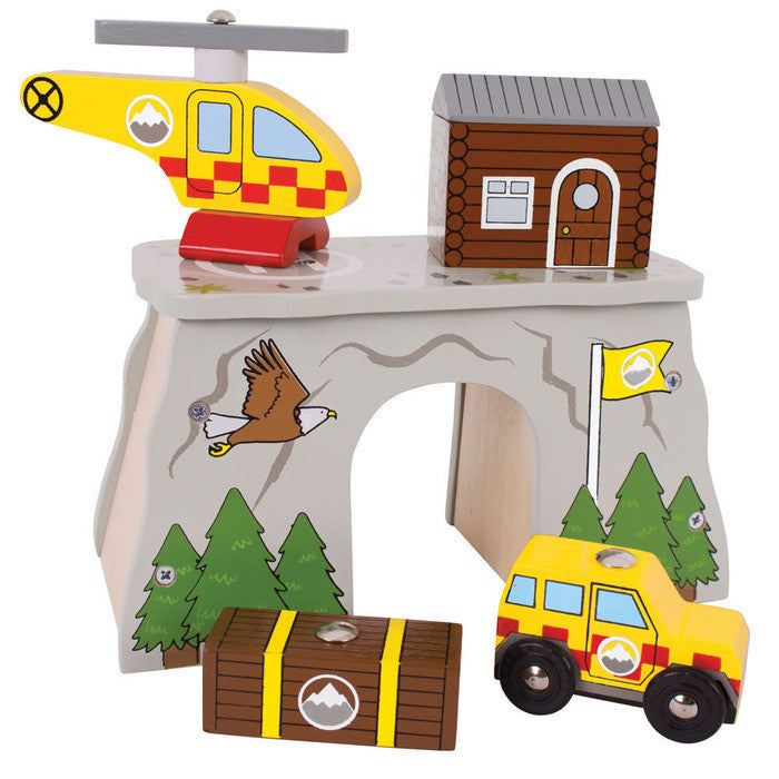 BigJigs BJT263 - Mountain Rescue
