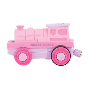 BigJigs BJT305 - Pink Battery Operated Engine
