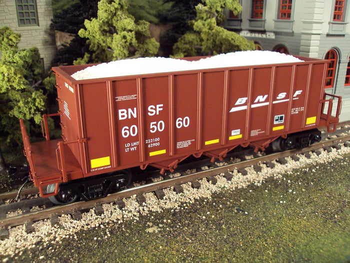 "MTH 20-90885 - Rapid Discharge Hopper Car Set ""BNSF"" (6-Car)"