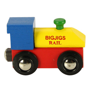 BigJigs BR127 - Rail Name Engine