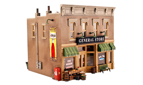 Woodland Scenics BR5841 - Lubener's General Store (O Scale)