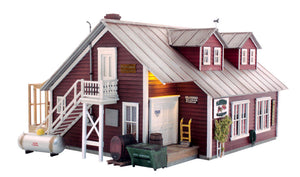 Woodland Scenics BR5845 - Country Store Expansion