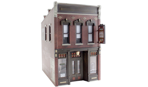 Woodland Scenics BR5850 - Sully's Tavern (O Scale)
