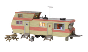 Woodland Scenics BR5862 - Double Decker Trailer