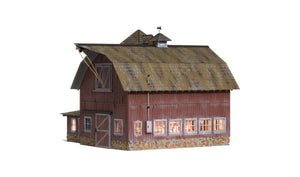 Woodland Scenics BR5865 - Old Weathered Barn