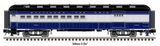 "Atlas O 2001218 - Trainman - 60' Combine Car ""Baltimore & Ohio"""