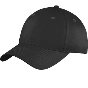 Baseball Cap - Mr Muffin's Trains (Black)