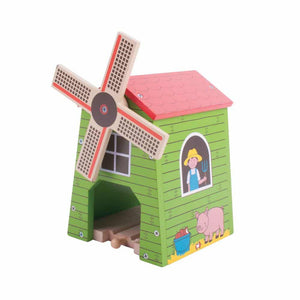 BigJigs BJT247 - Country Windmill