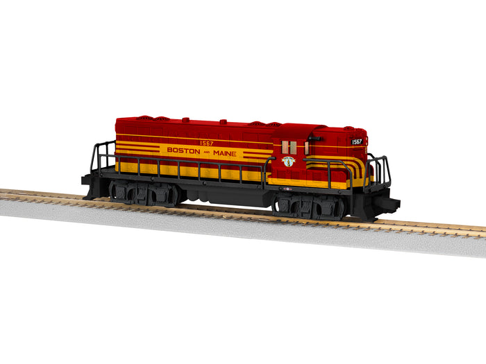 Lionel 6-44115 - FlyerChief GP-7 - A/F Boston & Maine #1567