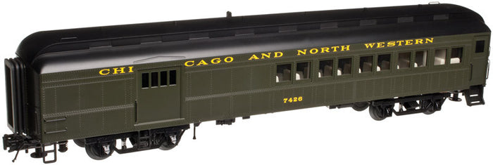 "Atlas O 2001402 - Trainman - 60' RPO Car ""Chicago & North Western"""