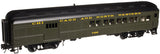 "Atlas O 2001202 - Trainman - 60' Combine Car ""Chicago & North Western"""