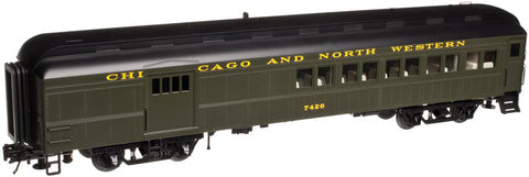 "Atlas O 2001202 - Trainman - 60' Combine Car ""CNW"""