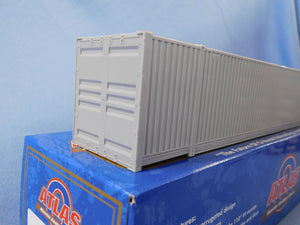 "Atlas O 3006305 - 53' CIMC Container ""Undecorated"""