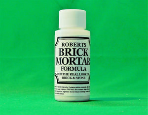 Roberts' Brick Mortar Formula - 1 Oz Bottle