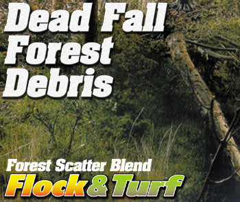 Scenic Express EX896C - Dead Fall Forest Debris - 64 Oz.