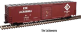"Atlas O 3005909 - 60' Auto Parts Box Car - Single Door ""Erie Lackawanna"""