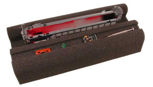 Bowser MFG. Co. #24 - Foam Loco Cradle (O Gauge)