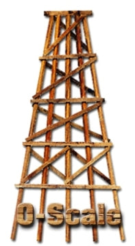 Scenic Express GC0160 - X-Large Trestle Bents (5-Pack) - O Scale
