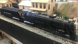 "Lionel 1931480 - LEGACY J3a Steam Locomotive ""New York Central"" #5452 w/ Bluetooth"