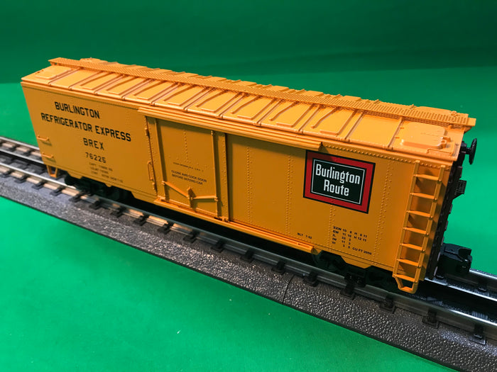"MTH 20-94261 - Steel Reefer Car ""Burlington"""