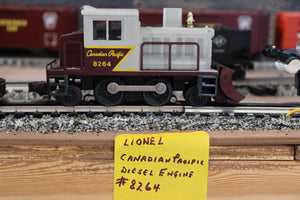 "Lionel 6-8264 - Snow Plow ""Canadian Pacific"" - Second Hand"