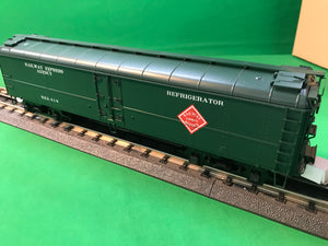 "MTH 20-94279 - R50B Express Reefer Car ""Railway Express Agency"""