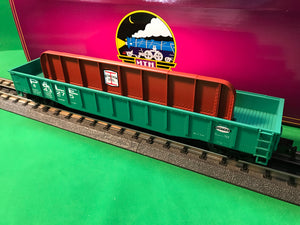 "MTH 20-95371 - Gondola Car ""Pittsburgh & Lake Erie"" w/ Bridge Girder"