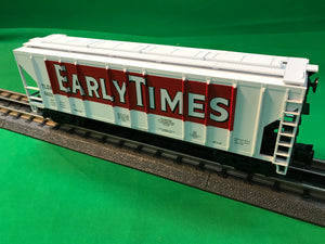 "MTH 30-75622 - Ps-2 Discharge Hopper Car ""Early Times Bourbon"""