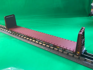 "Atlas O 2002616 - Trainman - Bulkhead Flat Car ""Union Pacific"""