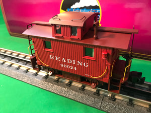 "MTH 20-91656 - Bobber Caboose ""Reading"""