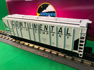 "MTH 30-75624 - Ps-2 Discharge Hopper Car ""Continental Grain Company"""