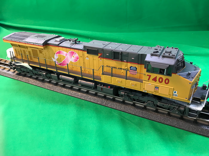 "MTH 20-21122-1 - ES44AC Diesel Engine ""Union Pacific"" #7400 w/ PS3 (Hi-Rail Wheels)"