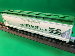 "MTH 20-97898 - 3-Bay Centerflow Hopper ""W.R. Grace & Company"""