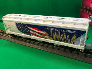 "MTH 20-97899 - 3-Bay Centerflow Hopper ""American Grain"""