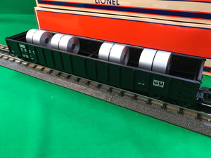 Lionel 1926362 - 52' Coil Gondola - Union Railroad #3163