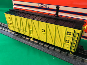 "Lionel 1926131 - Bunk Car ""Pennsylvania"" #498393"