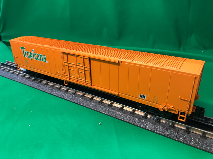 "MTH 20-92187 - 60' Reefer Car Set ""Tropicana"" (4-Car) - Set #1"