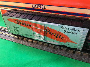 "Lionel 1926690 - FreightSounds Boxcar ""Western Pacific"" #19531"