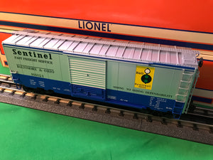 "Lionel 1926620 - FreightSounds Boxcar ""Sentinel - Baltimore & Ohio"" #466024"
