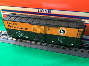 "Lionel 1926630 - FreightSounds Boxcar ""Great Northern"" #39412"