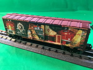 "Lionel 1938030 - Angela Trotta Thomas - Boxcar ""Well Stocked Shevles"" (Top Shelf)"