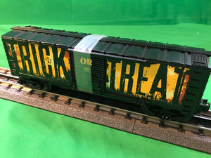 "Lionel 1928380 - Halloween Sounds Boxcar ""Trick or Treat"""