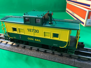 "Lionel 1926840 - Northeastern Caboose ""Conrail"" #18730 (RDG Patch)"