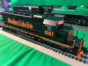 "Lionel 1933143 - Legacy SD40-2 Diesel Locomotive ""Wheeling & Lake Erie"" #6347 (Non-Powered)"