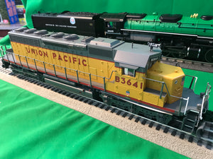 "Lionel 1933133 - Legacy SD40-2 Diesel Locomotive ""Union Pacific"" #B3641 (Non-Powered)"