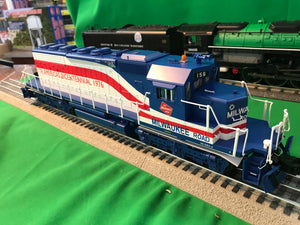 "Lionel 1933111 - Legacy SD40-2 Diesel Locomotive ""Milwaukee Road"" #156 (Bicentenial)"