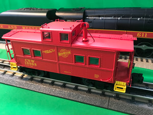 "Lionel 1926830 - Northeastern Caboose ""Chicago & North Western"" #10808"