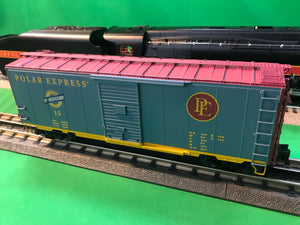 "Lionel 1926820 - 15th Anniversary FreightSounds PS-1Boxcar ""The Polar Express"" #15"